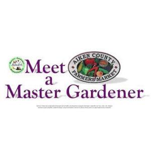Meet a Master Gardener @ 115 Williamsburg St SE, Aiken, SC 29801, USA