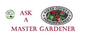 Ask A Master Gardener @ the Aiken Farmers Market @ Aiken County Farmers Market