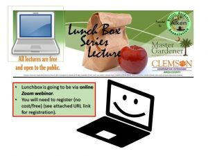 "Lunch Box - ""Managing Scale Insects"" @ Zoom-based webinar - Registration Required (link forthcoming)"